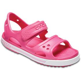 Crocs Crocband II Sandal PS Kids, paradise pink/carnation